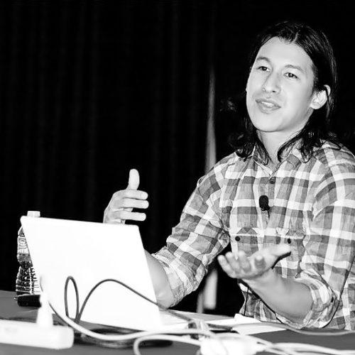 Perry Chen _Founder Kickstarter