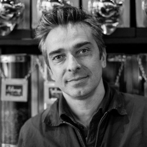 Christophe Servell - Fondateur Terres de café