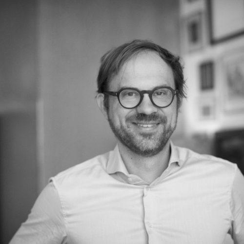 Portrait de Vincent Huguet, CEO et confondateur de Malt