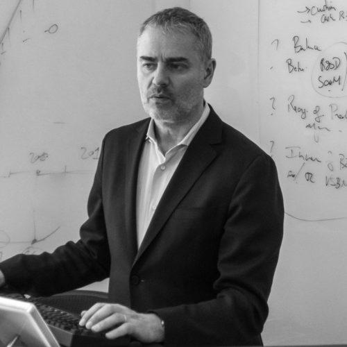 Emmanuel Schalit, CEO et cofondateur de Dashlane
