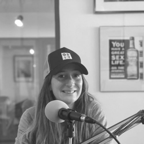 Celine Lazorthes, Resilience est dans le podcast Génération Do It Yourself