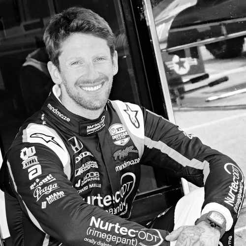 Romain Grosjean, Pilote de F1 est dans le podcast Génération Do It Yourself