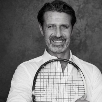 Patrick Mouratoglou est dans le podcast Génération Do It Yourself